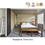 Mayorista de último diseño hecho personalizado 4 estrellas Hotel de madera Muebles de Dormitorio (HD1307)