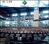Línea de relleno automática del agua de botella hecha en China