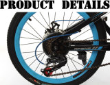 Directamente de fábrica en azul y negro bicicleta para los niños viajen en