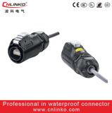 8p8c de Weerstand van de Schakelaar RJ45/Water van het netwerk Connector/IP67 Ethernet RJ45