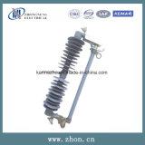 40,5kv Hprwg2-40.5 alojados de polímero de recorte de la caja de fusibles de deserción de cerámica