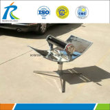 Forno solare portatile per uso di cottura esterno