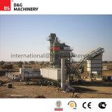 Модель Dg3000 завод асфальта 240 T/H для строительства дорог