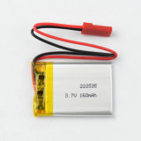 3.7V de navulbare Batterij van het Polymeer van het Lithium 222535 160mAh