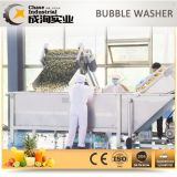 Air-Blowing bolha/Tipo de Máquina de Lavar Roupa de surf para linha de processamento de frutas e produtos hortícolas