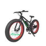 """26 """" Shimano 7 속도를 가진 Moutain 전기 자전거"""