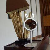 Lampe cosmétique moderne de Tableau de commutateur de contact de miroir pour Noël/cadeau d'anniversaire/vacances