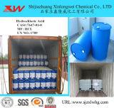 Hydrochloric Zuur 31% HCl van 32% 33%