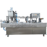 Bg32A-4c 자동적인 컵 충전물 및 밀봉 기계