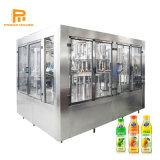 Veilige Hete het Vullen Volledige Automatisch van de Lijn voor Vruchtesap/Thee die MiniProductie bottelen