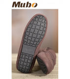Australia Sheepskin Natural Home Moccasin Casual zapatos para dama