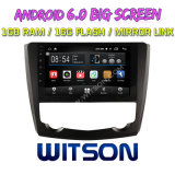 "Witson 9"" на большой экран Android 6.0 DVD для автомобиля Renault Kadjar 2015-2016"