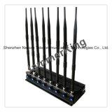 8 moldes de la señal de las antenas atasc para 2g+3G+4G+2.4G+VHF+UHF