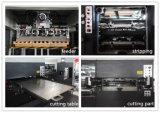 HD Die completamente automática máquina de corte