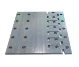 Giunture concrete della piattaforma di ponticello del giunto di dilatazione del metallo