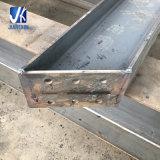 Горячий Перекатываться H стальные балки для системы на стене Retaing рулевой колонки