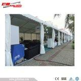 Publicité de plein air de qualité supérieure pour la vente de tentes de l'événement