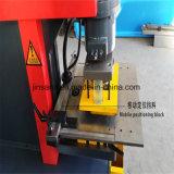 Furação de flexão dobradeira Jsl máquinas da marca