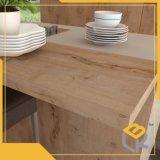 Decorativos de madera papel impregnado de melamina para muebles o la puerta desde el fabricante chino