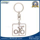O logotipo personalizado Porta-chaves de Metal