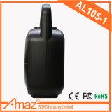 Beweglicher Bluetooth Lautsprecher mit buntem Licht