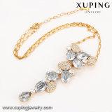 Halsband-00488 de Uitstekende Kristallen van Vrouwen Xuping van de Speciale Juwelen van de Halsband Swarovski