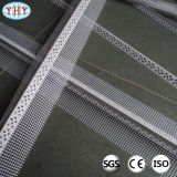 2.0mの長さガラス繊維の網が付いている白いPVC角度のプロフィールのコーナー