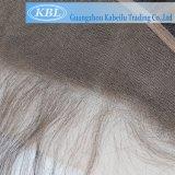 Frontal brasileño del cordón del pelo 13*3