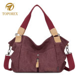 Sacchetto esterno dell'imbracatura della borsa di acquisto di svago del sacchetto di Tote di Crossbody delle donne