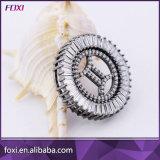 Zirconiumdioxyde van het Messing van de Manier van Foxi het In het groot om de Tegenhanger van Juwelen