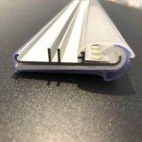 LEIDENE van de Kwaliteit van de Fabriek van de Openhartigheid van China Shanghai het Vlakke Frame van het Aluminium van het Profiel van het Aluminium van de Goede Buis van de Verlichting