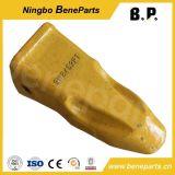 El bastidor de la oruga J460 parte el diente del compartimiento 9W8452PT