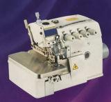 Máquina de coser industrial de las cuerdas de rosca de Overlock cuatro
