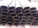 Tubo d'acciaio galvanizzato tuffato caldo con materiale da costruzione