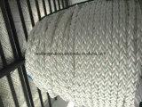 6つの繊維の係留ロープのポリプロピレンロープ