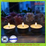 Sin perfume blanco decorativas Velas Candelitas titular de alumbre en venta