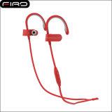 Écouteurs mains libres de vente chauds de sport d'écouteur de Bluetooth d'écouteur de contrôle sans fil stéréo courant de voix pour l'iPhone
