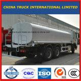 Carro del tanque de agua de Sinotruk HOWO 20000L/carro de riego 6X4