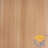 Gelbe Eichen-Holz-Korn-dekoratives Melamin imprägniertes Papier für Furnier-Blatt, Küche, Fußboden, Tür und Möbel vom chinesischen Hersteller