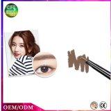 Conseguir regalo 3 colores las pistas dobles lápiz de ceja de los cosméticos impermeables