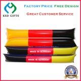 Impressão personalizada torcendo Sticks, Brinquedo inflável produtos insufláveis