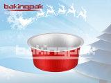 Cup-Cake gama alta redondo da folha de alumínio para celebrações/copo dos aniversários
