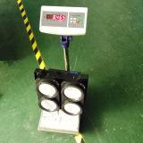Indicatore luminoso dei paraocchi della fase della tabella di potere LED della PANNOCCHIA