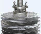 Sbl Serien-horizontaler Blatt-Filter befestigt für Zuckerfiltration