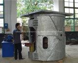 forno ad induzione per media frequenza 3t per la fusione del ferro e dell'acciaio