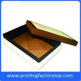Изготовленный на заказ картонная коробка бумажной коробки коробки ботинок бумажная упаковывая