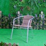 Patio al Aire Libre Home Hotel Jardín de la Oficina de la luz de Aluminio silla de mimbre de revestimiento (J839)