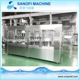 Botella PET de Agua Potable de la línea de producción de la máquina de llenado