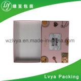 Различным подгонянная типом коробка подарка упаковки печатание бумажная