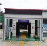車のクリーニングのツールの製造の工場速い洗浄9ブラシのためのフルオートのトンネル車の洗濯機システム装置